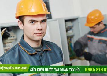 Thợ Sửa chữa điện nước tại Tứ Liên