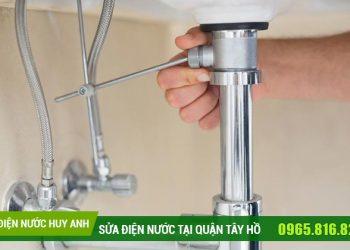 Thợ Sửa chữa điện nước tại Yên Phụ