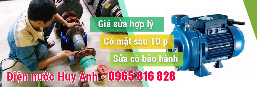Dịch vụ sửa máy bơm nước tại Hà Nội