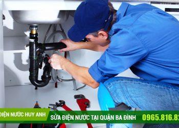 Thợ Sửa chữa điện nước tại Cống Vị