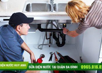 Thợ Sửa chữa điện nước tại Điện Biên