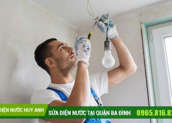 Thợ Sửa chữa điện nước tại Ngọc Khánh
