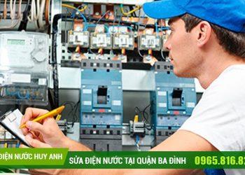 Thợ Sửa chữa điện nước tại Nguyễn Trung Trực