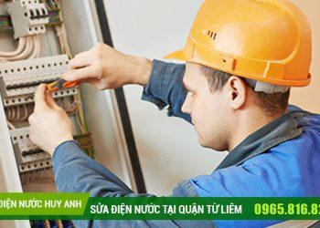 Thợ Sửa chữa điện nước tại Phú Đô