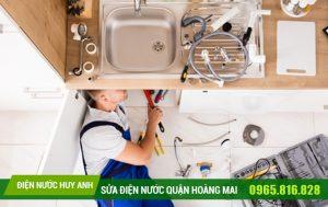 Thợ Sửa chữa điện nước tại Tân Mai