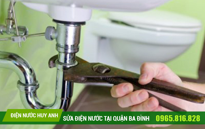Thợ Sửa chữa điện nước tại Thành Công