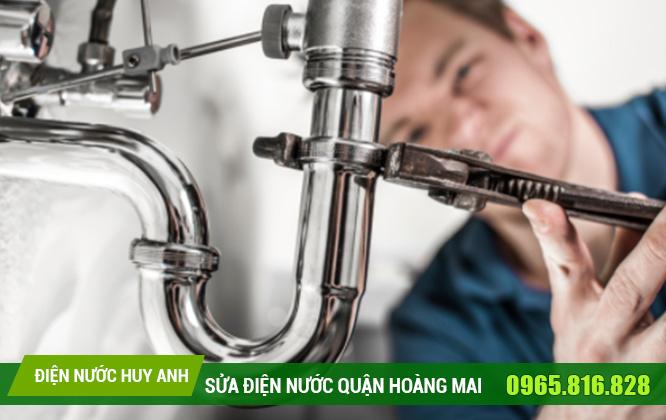 Thợ Sửa chữa điện nước tại Thanh Trì
