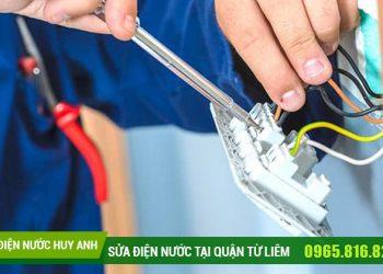 Thợ Sửa chữa điện nước tại Thụy Phương