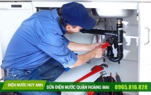 Thợ Sửa chữa điện nước tại Tương Mai
