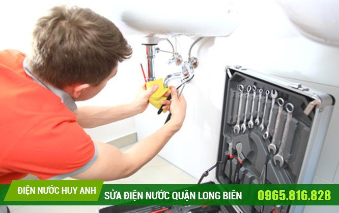 Cam kết đem đến phường Đức Giang dịch vụ điện nước tiện lợi nhất