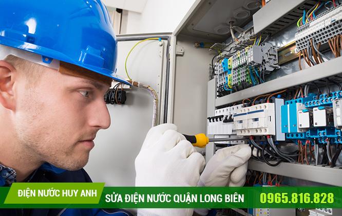 Quy trình làm việc của thợ sửa ống nước tại Đức Giang