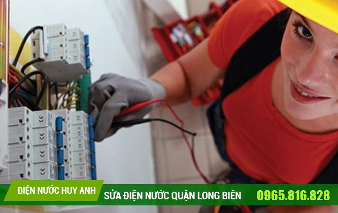Thợ sửa chữa điện nước tại Bồ Đề