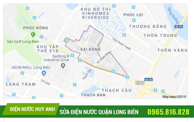 Sửa chữa điện nước tại Sài Đồng