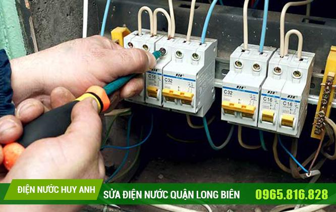 Sửa chữa điện nước tại Thạch Bàn