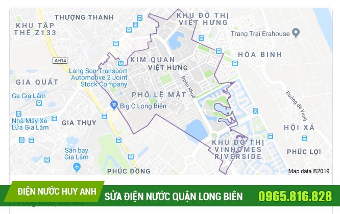 Sửa chữa điện nước tại Việt Hưng