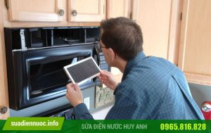Chuyên nhận sửa lò vi sóng chất lượng tại Hà Nội