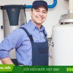 Những sự cố mà dịch vụ sửa bình nóng lạnh tại Long Biên cam kết xử lý