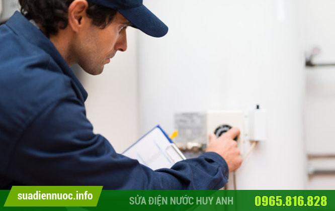 Tại đây cung cấp dịch vụ sửa bình nóng lạnh uy tín, chất lượng