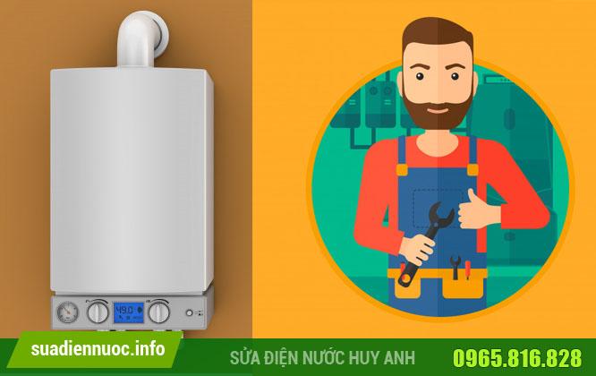 Thợ sửa bình nóng lạnh tại Hoàn Kiếm giàu kinh nghiệm, vững tay nghề