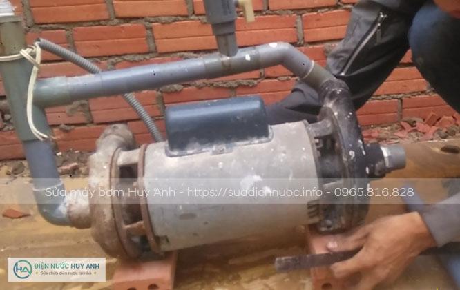 Dịch vụ sửa máy bơm nước tại Đông Anh