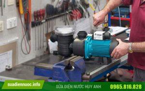Sửa máy bơm tại La Khê