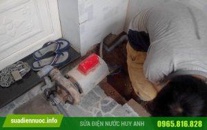 Sửa máy bơm tại Phú Lãm
